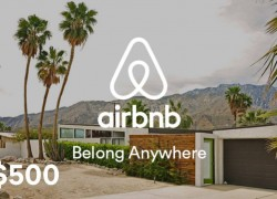 Win a $500 Airbnb Gift Card!
