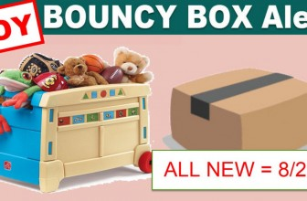 15 HOT [ INSTANT WIN ] *** TOY *** Bouncy Boxes! ALL NEW Monday 8/20