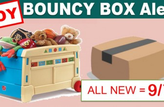 [ INSTANT WIN ] *** TOY *** Bouncy Boxes! ALL NEW 9/7