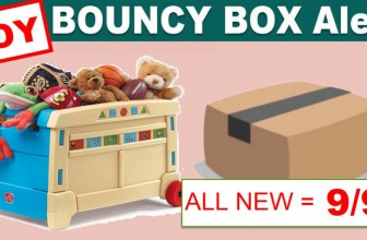 [ INSTANT WIN ] *** TOY *** Bouncy Boxes! ALL NEW 9/9