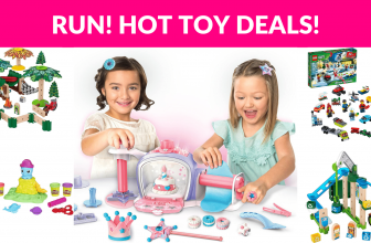 Hot Toy Deals On Amazon