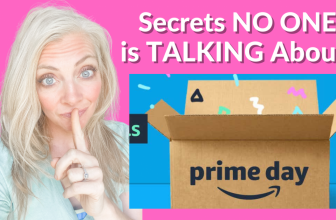 Secret Shopping Hacks for Amazon Prime Day! { I bet You've NEVER Heard of these . }
