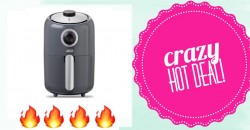 BLACK Friday PRICE! Air Fryer ONLY $39.99 SHIPPED !