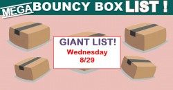 Best Bouncy Boxes Of The Day! [ GREAT ODDS OF WINNING! ] = UPDATED 8/29