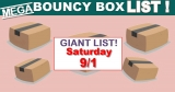 Best Bouncy Boxes Of The Day! [ GREAT ODDS OF WINNING! ] = UPDATED 9/1