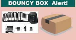 [ INSTANT WIN ] a Roll Up Piano ! = $83.99 Value! Winner Picked any second!