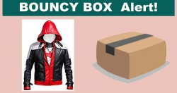 INSTANT WIN! This Cool Leather Jacket! [ Value : $139.99 ! ]