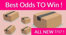 BEST Odds To Win Amazon Bouncy Boxes ! ALL NEW!