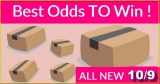 [ NEW TODAY! ] Best ODDS to win Bouncy BOXES !