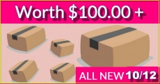 [ NEW TODAY! ] HIGHEST Valued Bouncy Boxes! ALL Worth $100+
