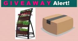 6-Ft Raised Garden Bed ! SUPER Easy Entry! [ $199.99 VALUE! ]