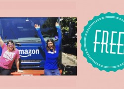 """SAY WHAT? FREE Products and Samples FROM Amazon """" Treasure Truck"""" !?"""
