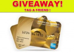 Win a $200 Amex Gift Card ! What would you buy??