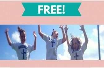 "WOWZA! A Free "" Awesome "" T-Shirt!"