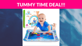 63% OFF Splashin'kids Inflatable Tummy Time Mat