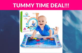 63% OFF Splashin'kids Inflatable Tummy Time Mat