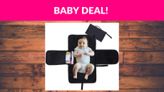 53% Off Portable Baby Diaper Changing Pad