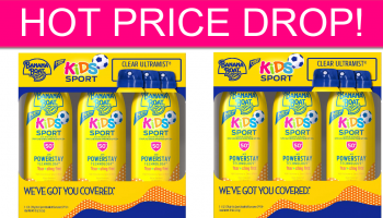 Banana Boat 3 Pack Sunscreen Spray – PRICE DROP!