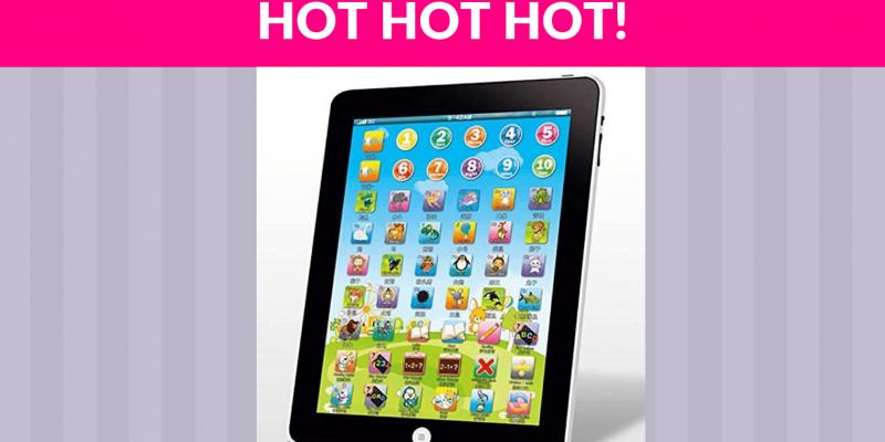 93% OFF! Basic Tablet For Kids