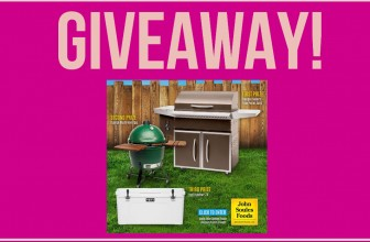 [DAILY ENTRY] Enter the John Soules Foods Father's Day Giveaway
