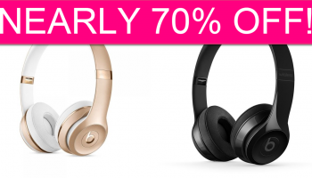 CRAZY HOT! Beats by Dre ONLY $99.99 (reg. $299.99)