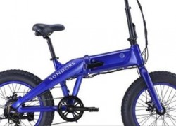 Win a SONDORS Fold Electric Bike!