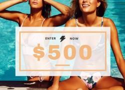Win a $500 Bikini Luxe Gift Card!