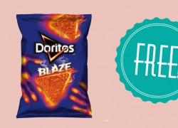 Get a FREE Bag of Doritos Blaze at Kroger!