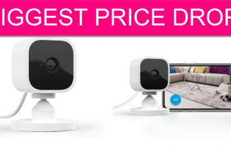 BIGGEST PRICE DROP! Blink Mini Smart Camera!