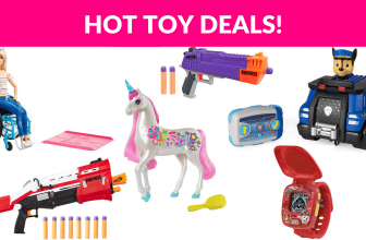Buy One, Get One 50% OFF Select Toys
