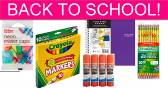 Back to School Deal Round Up!