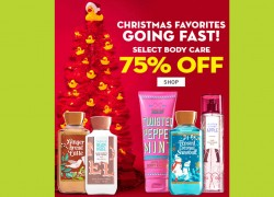 Bath & Body Works Up to 75% Off the Semi-Annual Sale!