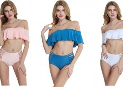 WHOA! High Wasted Bikini's ONLY $4.68 ! Lots of COLORS!