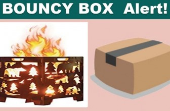 [ BOUNCY BOX! ] Instant Win a Bear Wood Burning Pit!!!