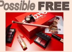Possible FREE Makeup from Allure !