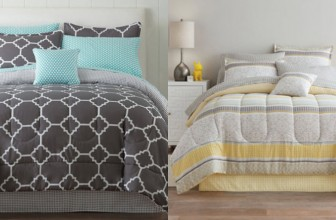 WOWZA! Beautiful 8 Pc Bed sets ONLY $34.99 !