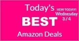 Today's HOTTEST Amazon Deals!  { Updated 3 / 4 }