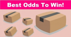 List of BEST ODDS to Win Bouncy Boxes!