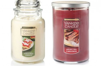 BEST PRICE OF THE YEAR on Large Yankee Candles – ONLY $10 !