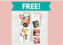Free Custom Bookmarks!