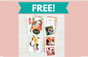 Free Custom Bookmarks!
