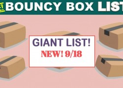 Best Bouncy Boxes Of The Day! [ BEST ODDS OF WINNING! ] = UPDATED 9/18