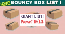 Best Bouncy Boxes Of The Day! [ BEST ODDS OF WINNING! ] = UPDATED 9/14