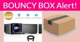 Instant Win a HOME Movie Projector!