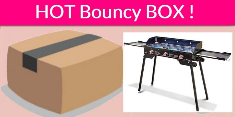 HOT Bouncy Box ! $137.00 VALUE! INSTANT WIN!