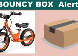 Instant Win a BALANCE BIKE! – EVERY 7,600 Person WINS!