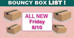 MEGA LIST Of – INSANE ODDS to WIN – BOUNCY BOX Giveaways! = Friday !