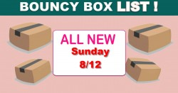 MEGA LIST Of – INSANE ODDS to WIN – BOUNCY BOX Giveaways! = Sunday