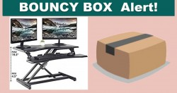Instant Win a STANDING DESK! { [ Valued at $159.99 ! ] }