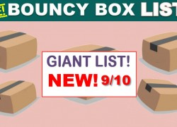 Best Bouncy Boxes Of The Day! [ BEST ODDS OF WINNING! ] = UPDATED 9/10